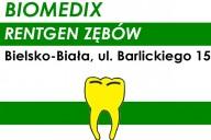 Biomedix RENTGEN ZĘBÓW, ul. Barlickiego 15, Bielsko-Biała