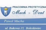 Much-Dent Pracownia Protetyczna, ul. Bukowa 15, Bolesławiec