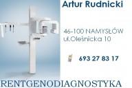 Rentgenodiagnostyka Artur Rudnicki, ul. Oleśnicka 4, Namysłów