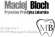 Maciej Bloch Prywatna Praktyka Lekarska, ul. Lipowa 1, Starogard Gdański