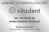 Katarzyna Tokarzewicz Vitadent, ul. Kazimierzowska 5 B, Bielsk Podlaski