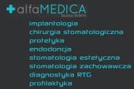 alfaMedica Stomatologia, ul. Kilińskiego 166, Częstochowa