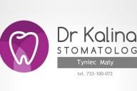 Dr Kalina Gabinet Stomatologiczny, ul. Zdrowa 2, Tyniec Mały