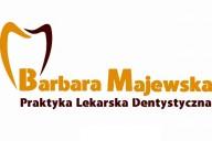 Barbara Majewska Praktyka Lekarska Dentystyczna, ul. Dębowa 15A, Dobczyce